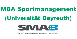 Logo MBA Sportmanagement